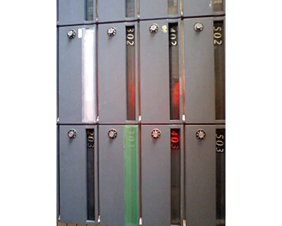 Postal Signalling in Tape