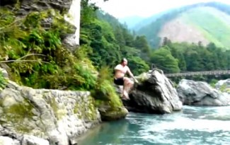 川トレーニング